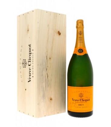 veuve clicquot brut balthazar - champagne - veuve clicquot