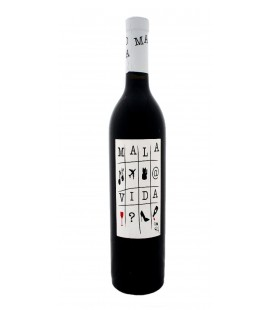MALAVIDA TINTO ROBLE 75CL