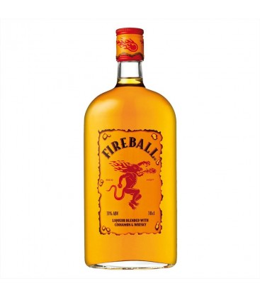 Fireball Bourbon 70cl