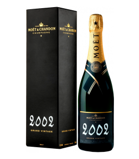 Moet & Chandon Grand Vintage 2002