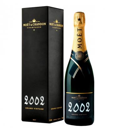 moet chandon grand vintage - comprar champagne moet & chandon grand vintage