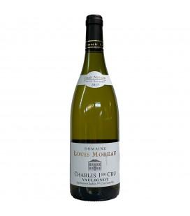 Louis Moreau Chablis 1er cru Vaulignot Blanco 75cl