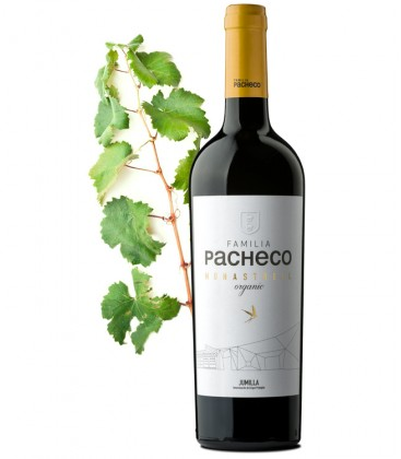 Pacheco Organic Joven 75cl.