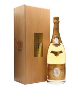 louis roederer cristal brut magnum - champagne - louis roederer