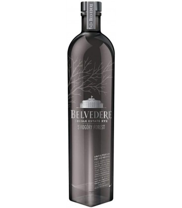 Vodka Belvedere Diamond Smoggy Forest 75cl