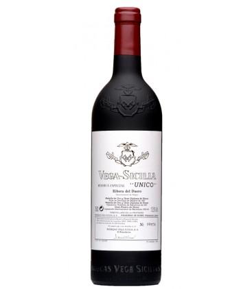 Vega Sicilia Reserva Unico Reserva Especial 2018 75cl.