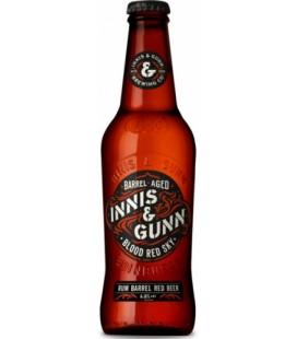 Cerveza Innis & Gunn Blood Red Sky 33cl Caja 12 und.