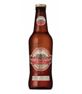 Cerveza Innis & Gunn original 33cl. Caja 24 und.