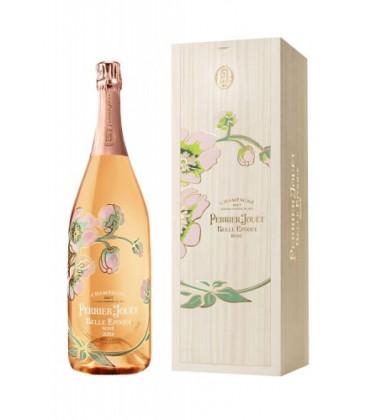 perrier-jouet belle epoque rose jeroboam estuchado - champagne - perrier-jouet