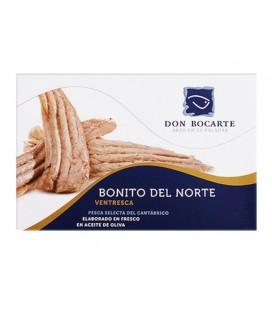 Ventresca de Bonito Don Bocarte 215gr