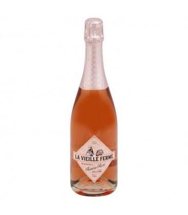 La Vieille Ferme Rose Sparkling 75cl.