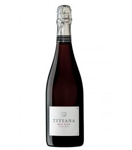 Titiana Brut Rose Pinot Noir