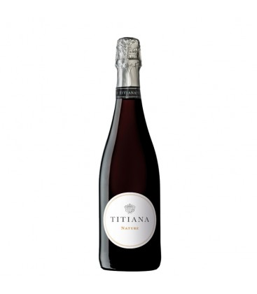 Titiana Brut Nature Sin Sulfitos 75cl.