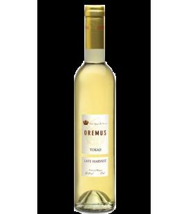 Tokaj Oremus Late Harvest Vendimia Tardia 2018 50cl.