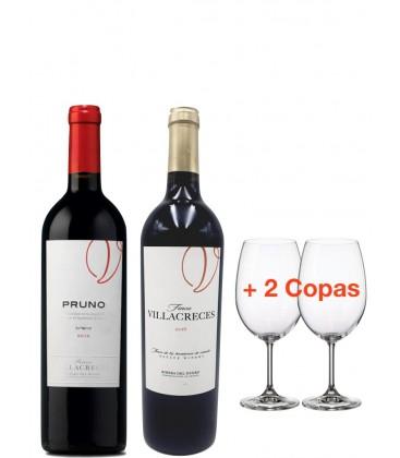 pruno 2014 - finca villacreces - vino ribera del duero - comprar vino tinto