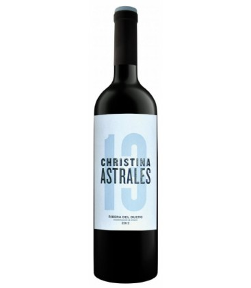 Astrales Christina Tinto 75cl.