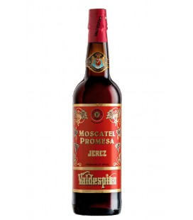 Moscatel Promesa Valdespino 75cl.