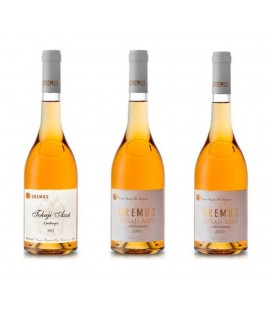 Tokaj Oremus luxury Legens 5 Puttonyos (1972,2000,2013)
