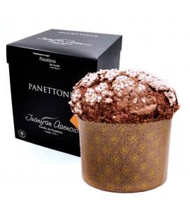 Panettone De Chocolate y Naranja Juanfran Asencio 550gr.