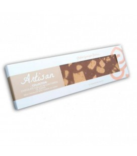 Chocolate Con Leche Y turrón De Jijona Artisan Collection 220gr.