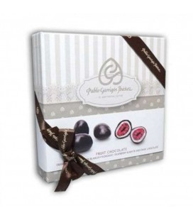Fruit Chocolate Frambuesa y Chocolate Blanco Fondant Vintage 100gr.