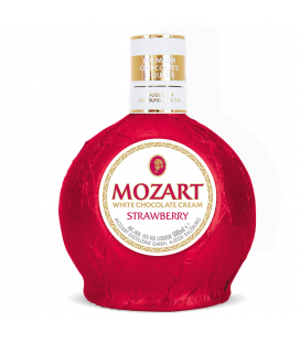 Mozart Fresa y Chocolate Blanco 50 cl