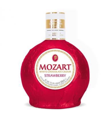 Mozart Fresa y Chocolate Blanco 50 cl