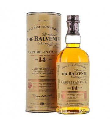 The Balvenie 14 Años 70cl.