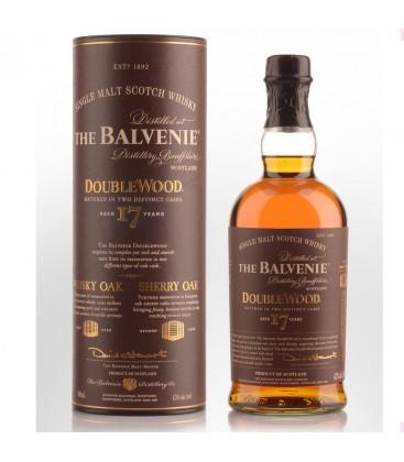 The Balvenie 17 Años 70cl.