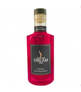 Dream Line Naughty Strawberry Botella iluminada Con Estuche.