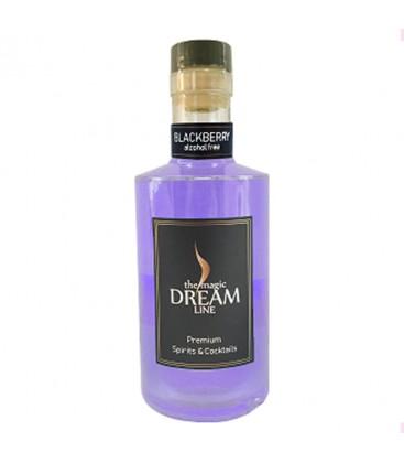 Dream Line Blackberry Sin Alcohol Botella iluminada Con Estuche.