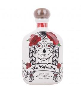 Tequila la Cofradia Catrina Reposado 70cl.