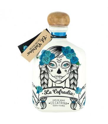 Tequila La Cofradia Catrina Silver 70cl.