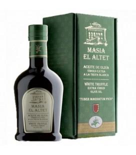 Aceite De Oliva Masia El Altet Trufa Blanca Estuche 50cl.