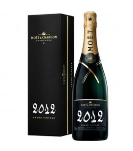 Moët & Chandon Grand Vintage Estuchado 2012
