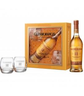 Glenmorangie Original Estuche + 2 Vasos