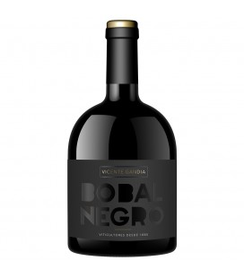 Black Bobal Vicente Gandia 75cl.