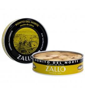 Bonito Del Norte Zallo En Aceite De Oliva 1800gr.