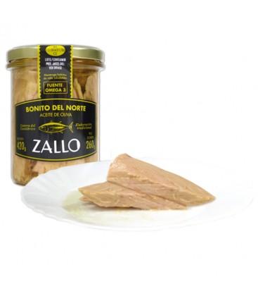 Bonito del Norte Zallo En Aceite De Oliva 520gr.