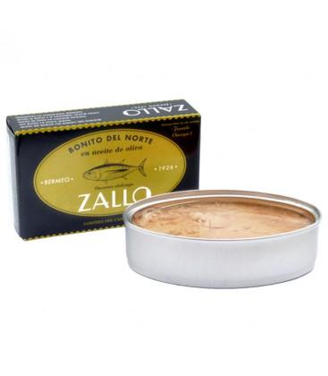 Bonito Del Norte Zallo En Aceite De Oliva 112gr.