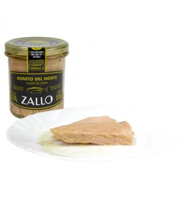 Lomos De Bonito Del Norte Zallo En Aceite De Oliva 325gr.