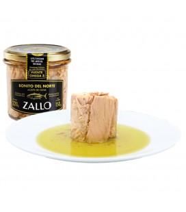 Lomos De Bonito del Norte Zallo En Aceite De Oliva 220gr.