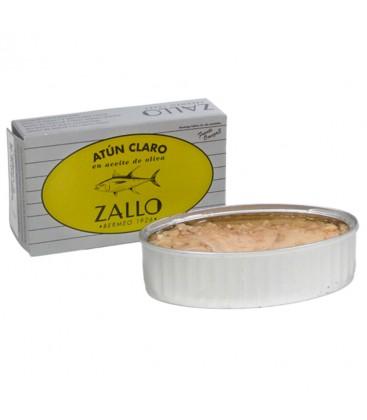Atún Claro Zallo En Aceite De Oliva 112gr.