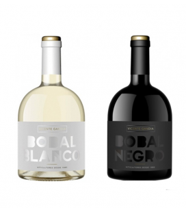 PACK BLACK BOBAL AND WHITE BOBAL 75cl.