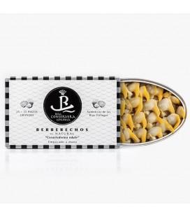Berberechos Al Natural 18/24 Real Conservera Española 80gr.