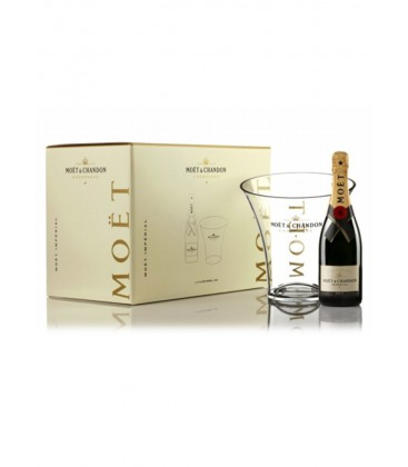 Moet & Chandon Brut Imperial Pack All In One + Cubitera Exclusiva
