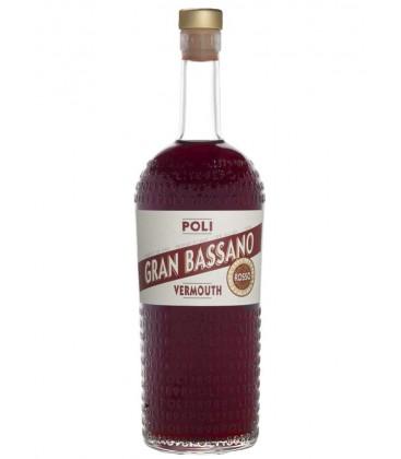 Vermouth Gran Bassano Poli Rosso 75cl.
