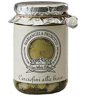 Alcachofas ala Brasa Mariangela Prunotto 320gr.