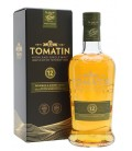 Tomatin Single Malt Whisky 12 Años Estuche