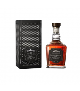 Jack daniel´s Single barrel Select Estuche Metalico.